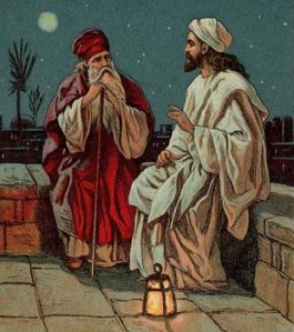 Nicodemus seeks Jesus in Jerusalem to discover something. He finds more than he wanted, and faces giving up all that is in the world for a heavenly kingdom.