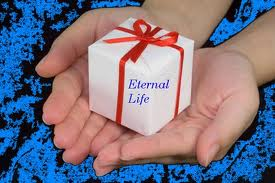 The ultimate gift through a series, born by pure grace, not of our own lest any man should boast.