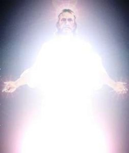 Christ's pure light exposes our sin. That is what we fear in Christ.