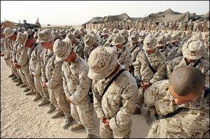 We lead, we serve, we pray.