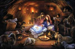 God's perfect gift of love was the first and most perfect gift of Christmas.