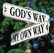 God's way is always a completely different path than what man would choose (Isaiah 55:8).