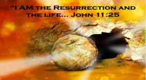 God, though knowing the events have not transpired on earth, sees events as accomplished because He will fulfill His commitments perfectly. This includes there resurrection of Lazarus, himself and you!